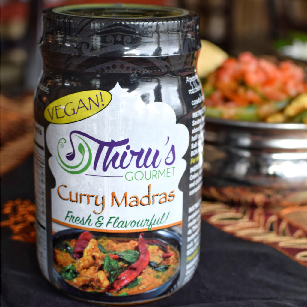 *** Madras Curry