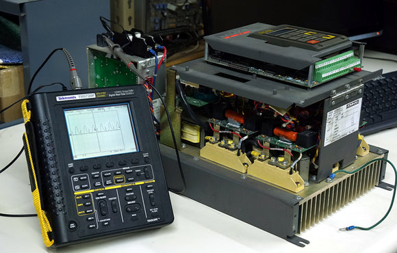 VFD AC and DC Drive Repair and Testing