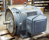 Westinghouse DH2002 200 HP 3-Phase Compressor Motor 3548 RPM 444TS