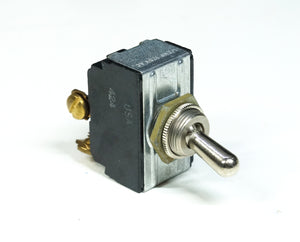 Cutler Hammer 424 DPST Toggle Switch With Screw Terminals 15 Amps