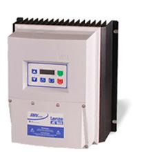 Lenze ESV222N04TFC AC Drive 3 HP 400/480 VAC NEMA 4X (IP65) Indoor Conv. Cooled Filtered Input