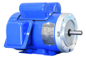North American Single Phase 1.5 HP 1800 RPM 56C TEFC Motor