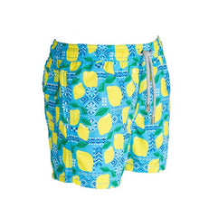 Load image into Gallery viewer, Lemons boys Swimshorts