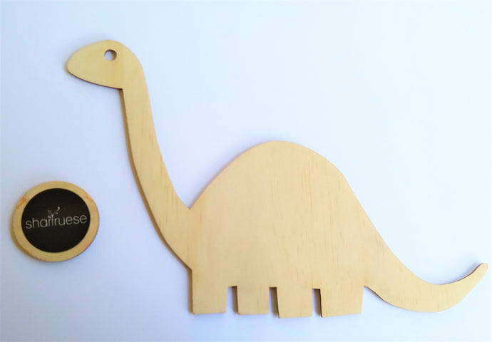Wooden Decor - Dino Dino - SHARTRUESE