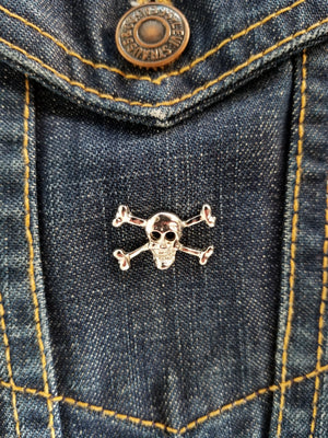 Jolly Roger Pin