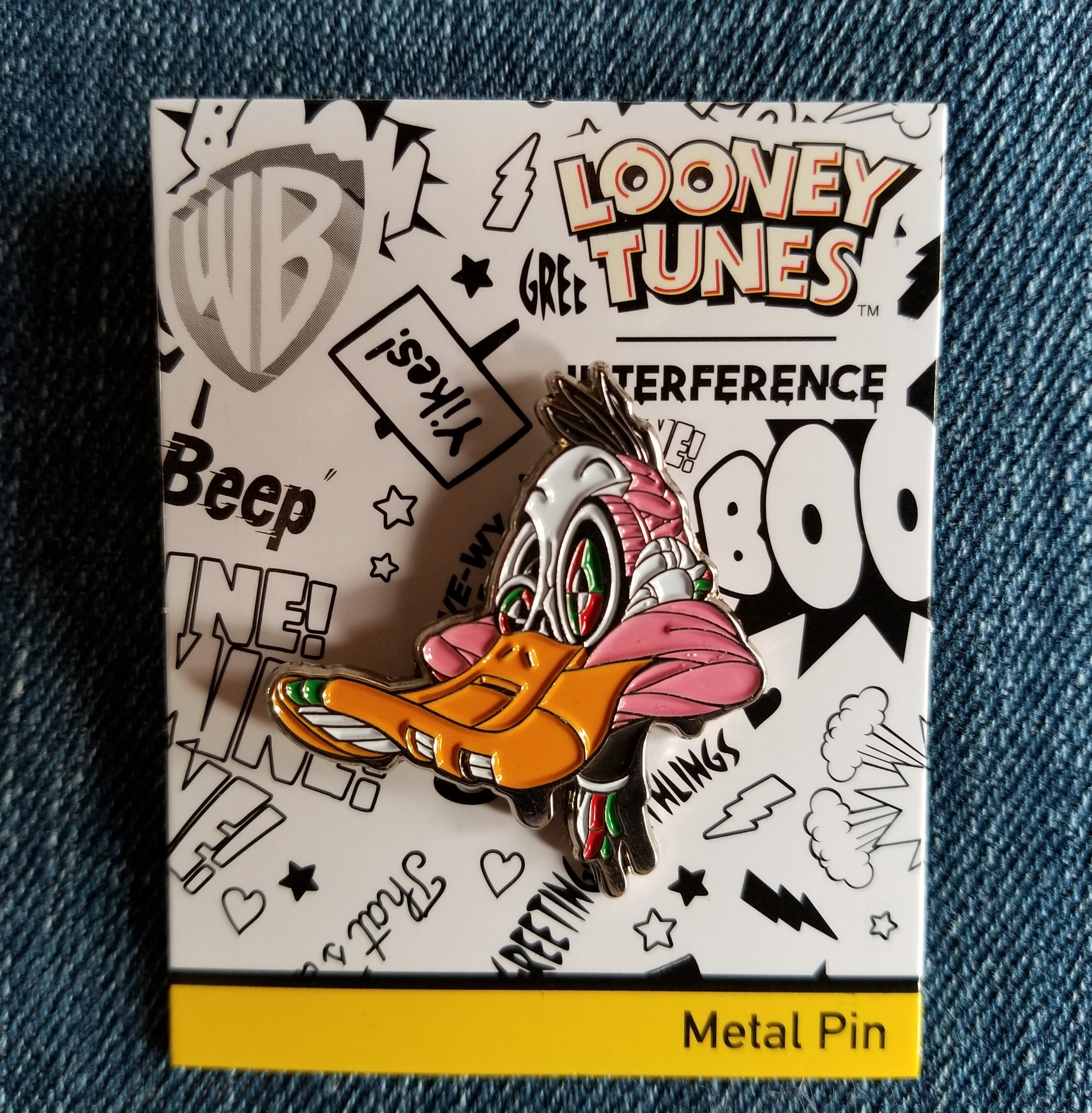Daffy Duck Pin