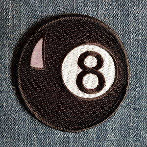 The 8 Ball Patch