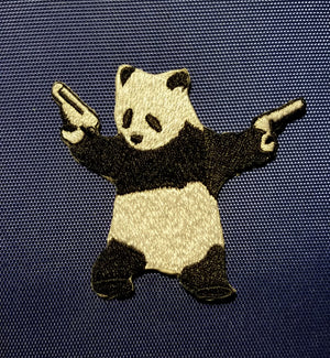 Pissed Off and Packing Panda Patch