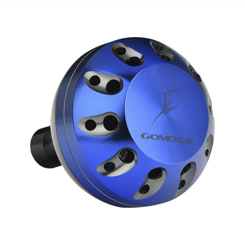 GOMEXUS Power Knob for Daiwa Saltist 4500-6000 Saltiga 4000-6500 Catalina 4500-6500 Spinning Reel Handle Replacement Direct 47mm - Gomexus