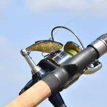 Load image into Gallery viewer, GOMEXUS Reel Stand Spinning Reel Protect for Most Shimano and Some Daiwa Spinning 42mm