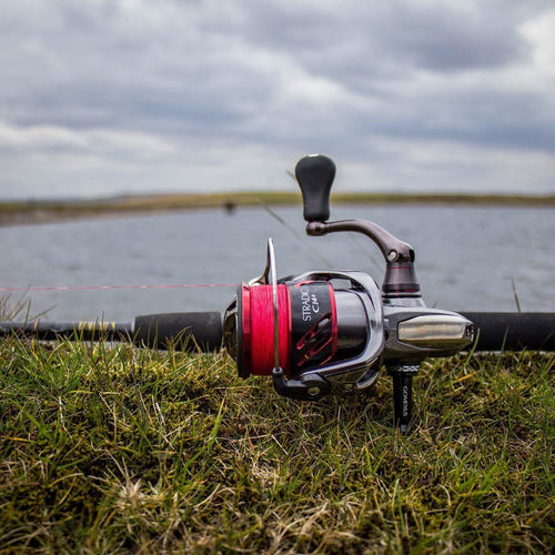 GOMEXUS Reel Stand Spinning Reel Protect for Most Shimano and Some Daiwa Spinning 42mm - Gomexus