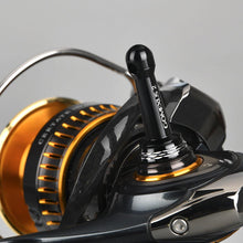 Load image into Gallery viewer, Gomexus Reel Stand for Ballsitic Caldia LT Spinning Reel 1000 - 4000 - Gomexus