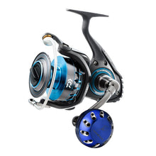 Load image into Gallery viewer, GOMEXUS Power Knob for Daiwa Saltist 4500-6000 Saltiga 4000-6500 Catalina 4500-6500 Spinning Reel Handle Replacement Direct 47mm