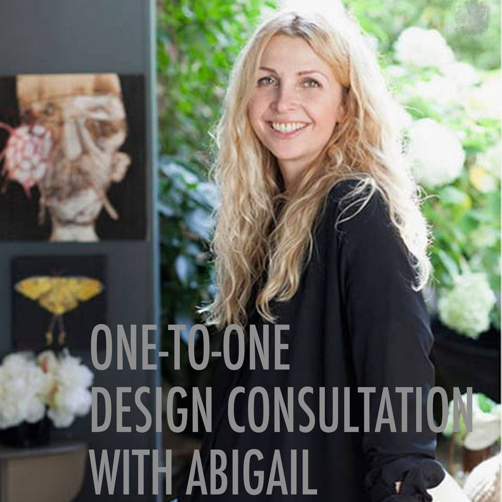ONE-TO-ONE-CONSULTATION|ABIGAIL AHERN