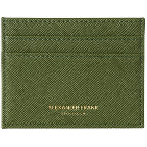 Alexander Frank Stockholm Amsterdam is our Green Card Holder. Swedish Design. Colorful. Vegan