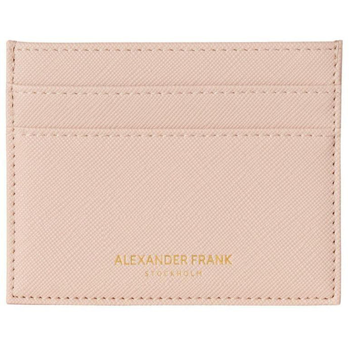 Alexander Frank Stockholm London is our Pink Card Holder. Swedish Design. Color, colorful vegan