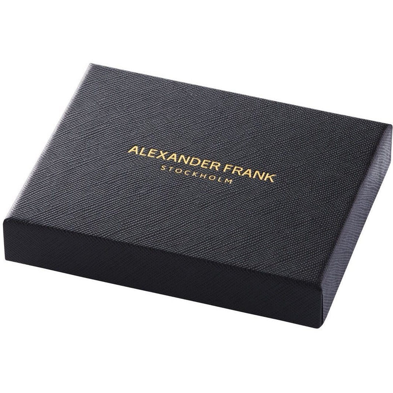 Alexander Frank Stockholm Red Milano Swedish Card Holder Brand Vegan colorful color