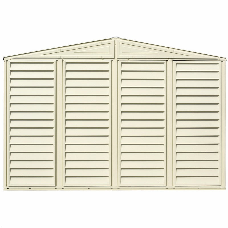 DuraMax 10 5'x5' Woodbridge Vinyl Shed with Foundation
