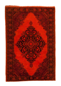 Antique Orange Rug