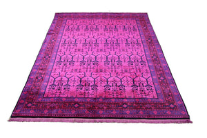 6x9 pink rug woh-2808
