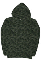 Load image into Gallery viewer, Green Camo L'ifestyle Lounge Hoodie
