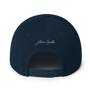 Breathe. L'ifestyle Lounge - Yupoong 6089M Wool Blend Snapback