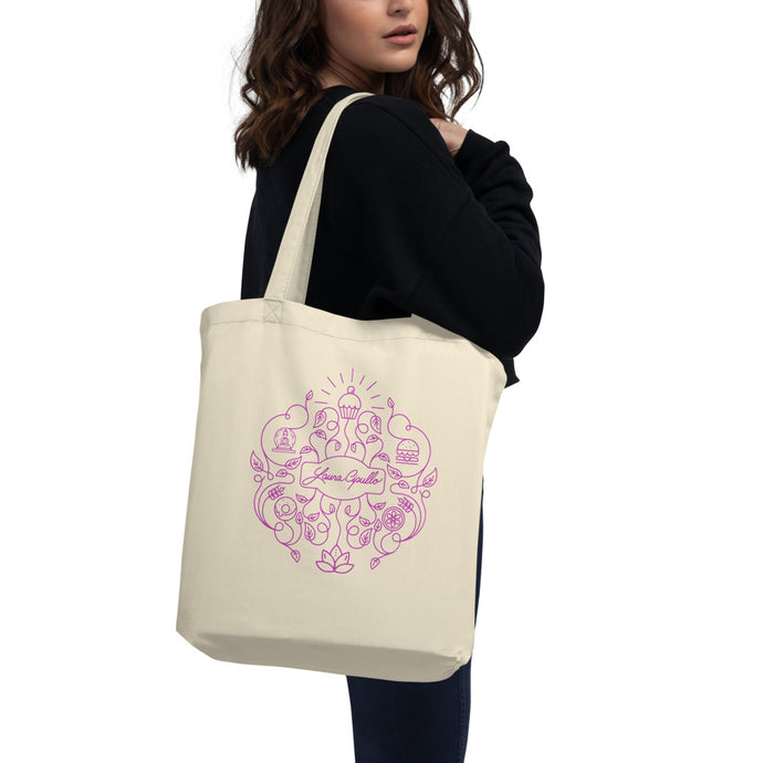 L'ifestyle Lounge Eco Tote Bag