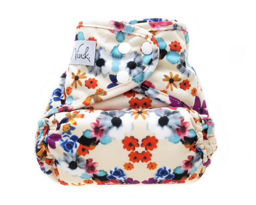 4-18lb Hybrid Diaper Cover - Wink Diapers