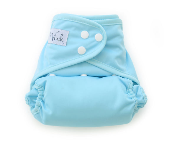 Organic Pocket Diaper - Wink Diapers