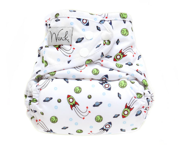 Pocket Diaper - Wink Diapers
