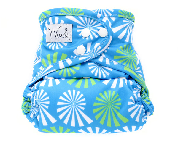 *CLEARANCE* Seconds Quality Diaper Cover - Wink Diapers
