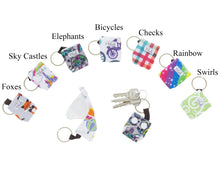 Load image into Gallery viewer, Cloth Diaper Keychain