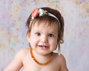 Therapeutic Teething Necklaces - Wink Diapers