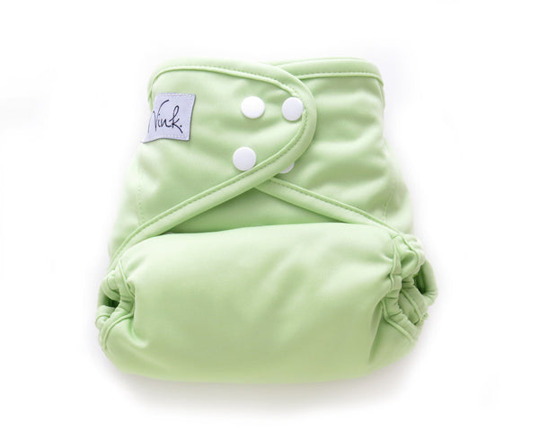 Organic All in One Diaper - Wink Diapers