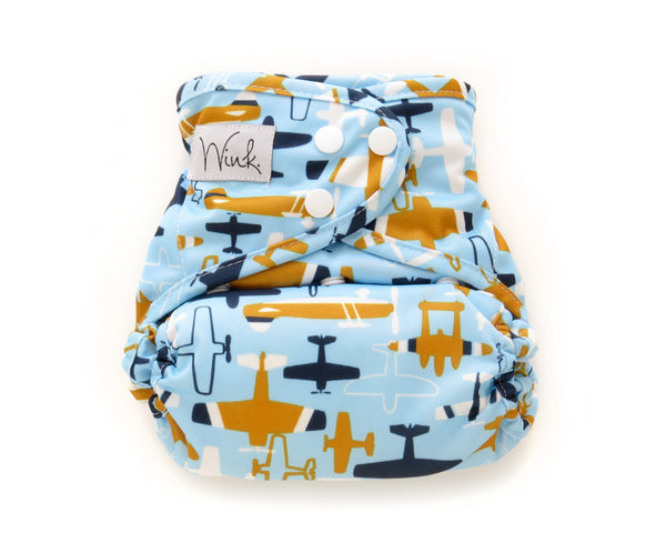 Tiny Diaper Cover - Wink Diapers