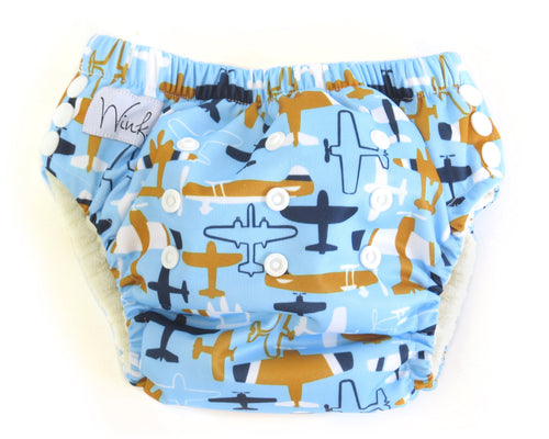 Organic Bamboo Potty Training Pants - Wink Diapers