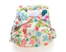 Load image into Gallery viewer, *CLEARANCE* 8-35lb Velcro Closure - Organic Bamboo Pocket Diaper - Wink Diapers