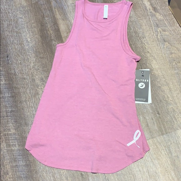 Glyder Breast Cancer Awareness Tank