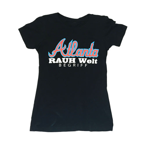 RWB Atlanta T-Shirt Black, Womens