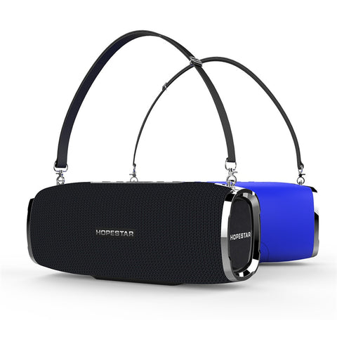 HOPESTAR A6 Portable bluetooth Speaker 34W Three Units 6000mAh IPX6 Waterproof Outdoors Loudspeaker