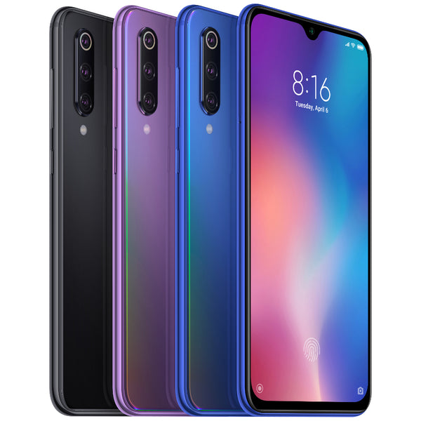 Xiaomi Mi9 Mi 9 SE 5.97 inch 48MP Triple Rear Camera NFC 6GB 64GB Snapdragon 712 Octa core 4G Smartphone