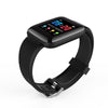 Bakeey D13 1.3 Inch Color Screen Touch Wristband HR Blood Pressure Monitor Visible Message Show Smart Watch