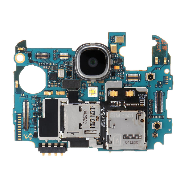 Motherboard + Camera Module Replacement For Samsung Galaxy S4 (I9505)