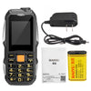 HAIYU H1 2.0 Inch 4800mAh Flashlight FM MP3 Power Bank Dual SIM Long Standby Mini Feature Phone