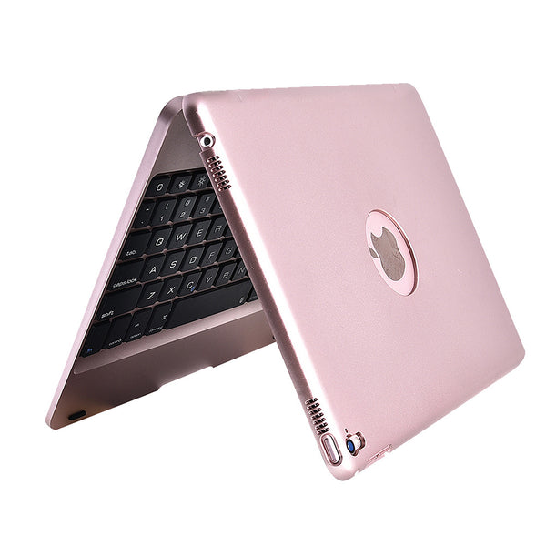 bluetooth Keyboard Foldable Stand Case For iPad Pro 9.7 Inch & iPad Air 2