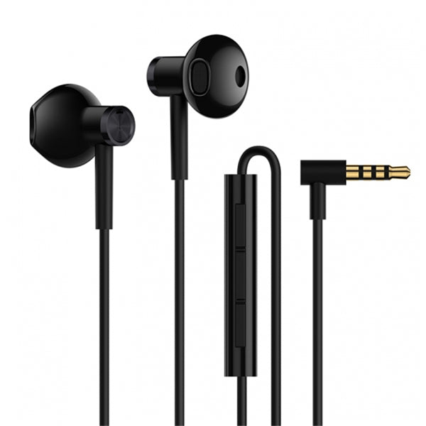 Original Xiaomi Dynamic Driver+Ceramics Driver Shallow In-ear Wired Earphone Headphone With Mic