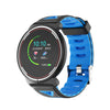 Bakeey ST1 1.3inch Full Screen Touch Display IP68 Waterproof Heart Rate Blood Pressure Oxygen Monitor Smart Watch