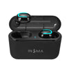 INSMA VFM-1 TWS bluetooth 5.0 Earphone 3500mAh Power Bank CVC6.0 Noise Cancelling Bilateral Call Stereo Headphone