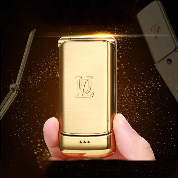 Ulcool V9 Smalllest Flip Phone 850mAh Whatsapp bluetooth Dialer FM Dual SIM Mini Card Phone