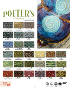 Amaco Potter's Choice